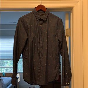 Men's Express Dress Shirt.